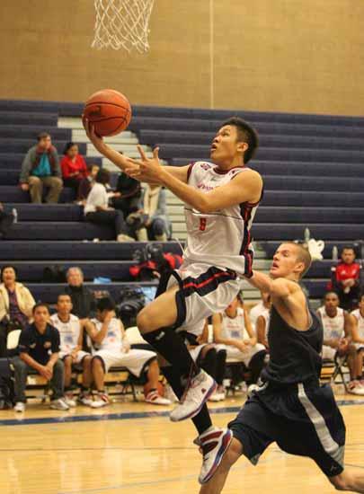 basketball - Mario Septian Adi Putra
