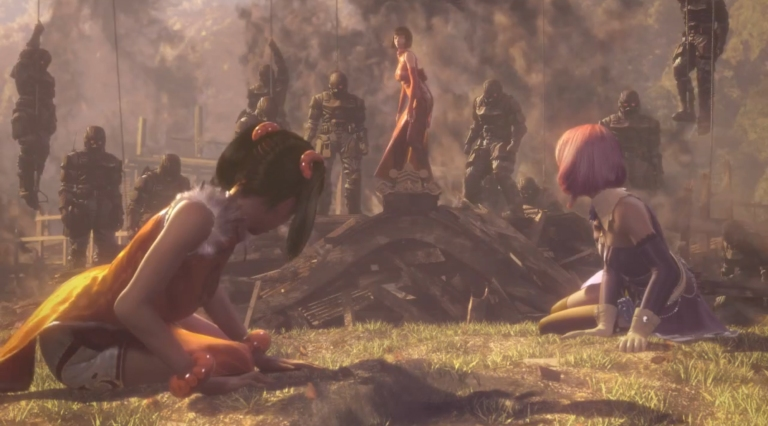 Movie screen shot Tekken Blood Vengeance