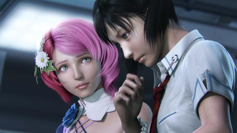 Alisa and Xiao