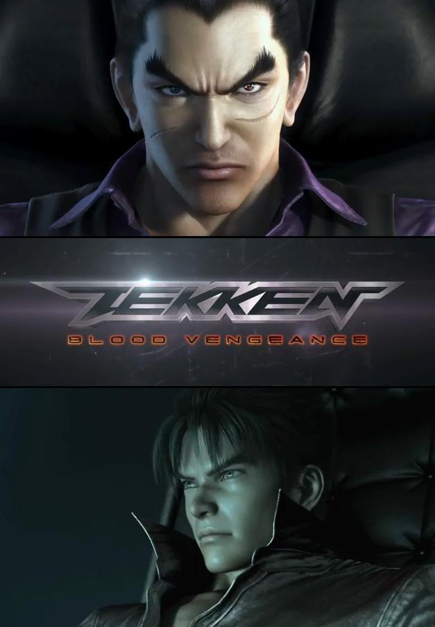 Kazuya and Jin cover