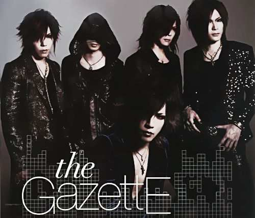 the+GazettE+SHOXX+236