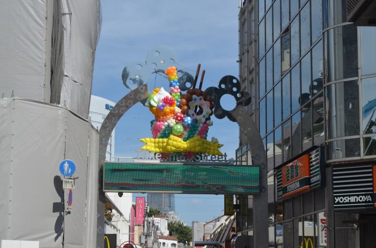 Takeshita Street, Harajuku