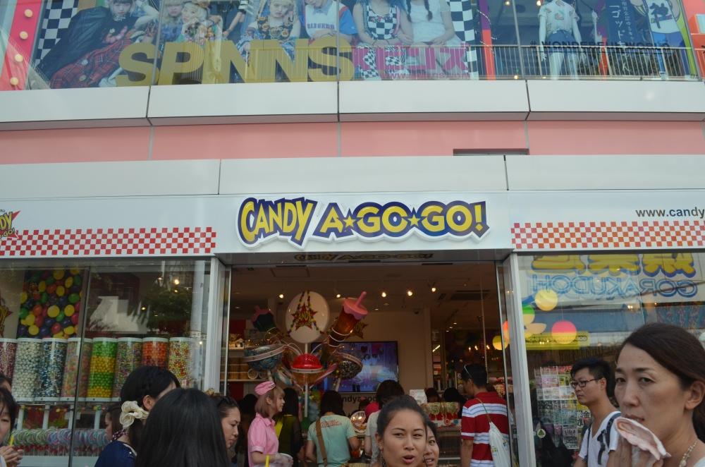 Candy A☆Go-Go!